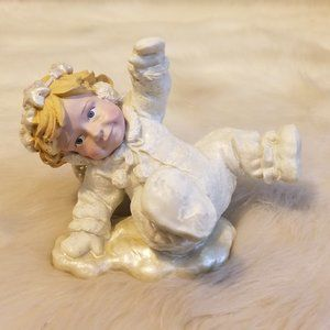 Vtg Collectibles for Me 1994 SNOW ANGEL Figurine